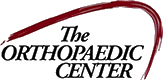 The Orthopaedic Center logo